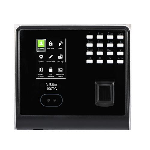 Мультибиометрический терминал ZK SilkBio-100TC/ID