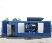 Дизельные электростанции (ДЭС,ДГУ) контейнерного типа