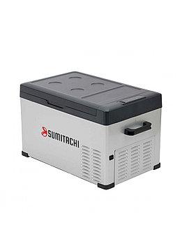 Холодильник компрессорный автомобильный SUMITACHI C30 12В/24В и переменный ток 100-240В
