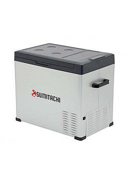 Холодильник компрессорный автомобильный SUMITACHI C50 12В/24В и переменный ток 100-240В