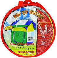S5039 Палатка домик Pop up house 31*31 (87*82*93)