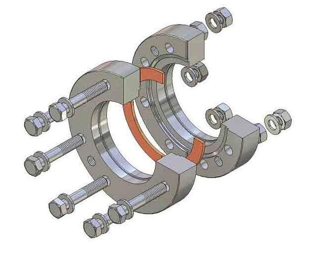 устройство фланцевых соединений