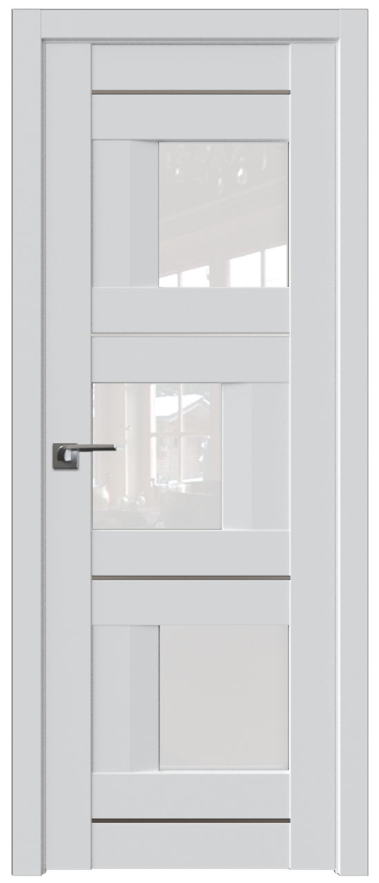 Дверь межкомнатная царговая 13U
