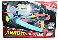 777-708 Арбалет Bow and Arrow shooting 48*33см