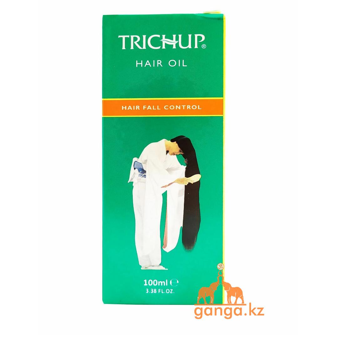 Тричап масло Контроль над потерей волос, 100 мл (Trichup oil Hair Fall Control VASU)