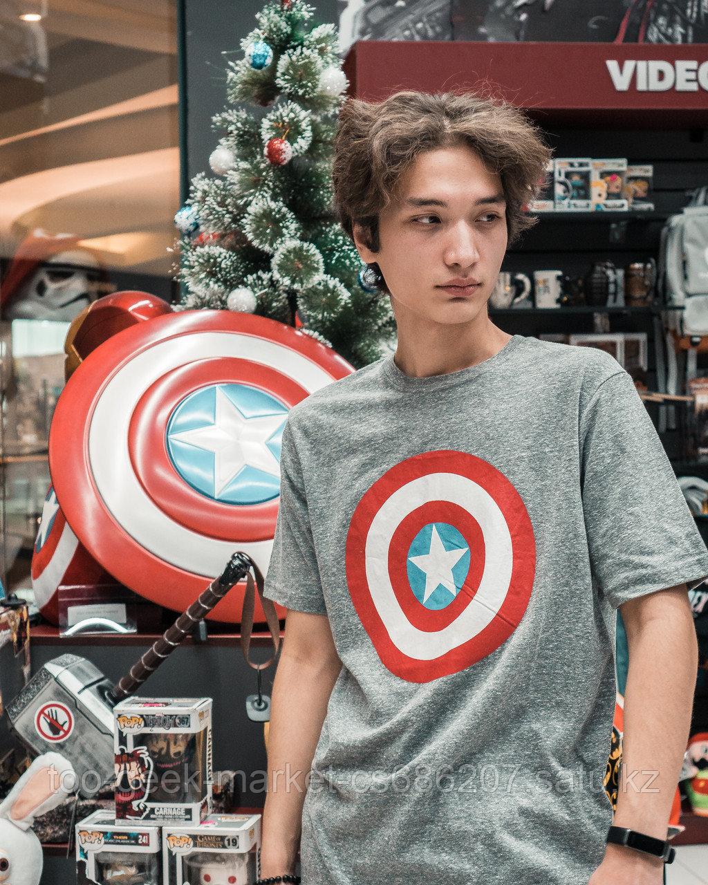 """Футболка """"Капитан Америка"""""""