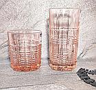 Стакан высокий Luminarc Даллас розовый 380 мл 1шт (P9164), фото 2