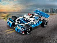 LEGO Technic 42091 Полицейская погоня, конструктор ЛЕГО