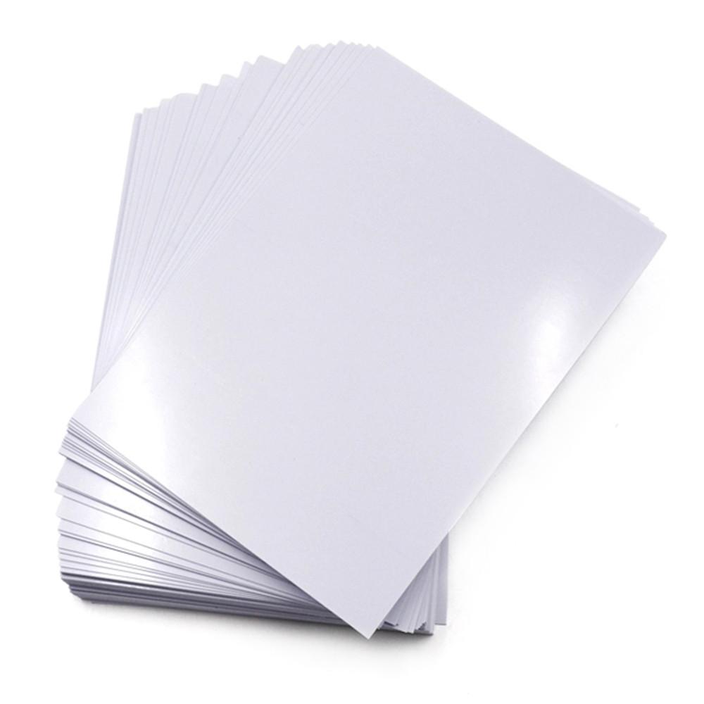 PVC/PET Листы 1220ммX2440ммX2мм белый (глянец/глянец)