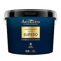Эмаль для фасадов и интерьеров Аркобалено Supero 70. 9л