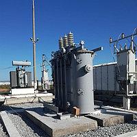 Монтаж силового оборудования ПС и ЛЭП, релейной защиты и автоматики, оборудования телемеханики, АСКУЭ