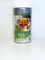 Зеленый чай Gaia Leaf-Tulsi, Gaia, 100 гр