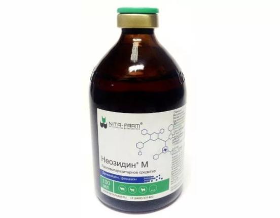 Неозидин М 50 мл, фото 2