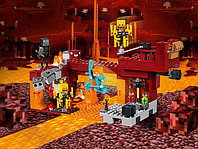 LEGO Minecraft 21154 Мост Ифрита , конструктор ЛЕГО