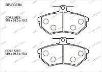 Тормозные колодки BP-F083 Normal Gerat