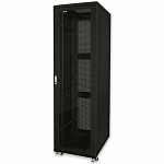 "Шкаф стандартный сетевой 19"" 42U 600х800х2055 черный"