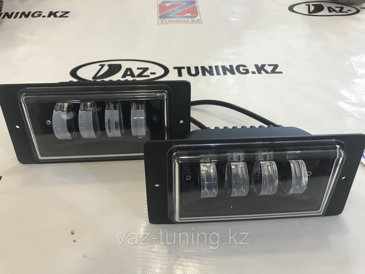 Фары противотуманные LED Лада 110/Самара-2