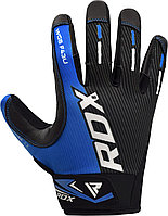 Перчатки для фитнеса с закрытыми пальцами