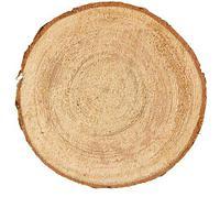 Набор срезов ели, диаметр 9-11см, толщина 5 мм, 5шт, фото 1