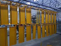 Полимерная порошковая покраска металлоконструкций, фото 1