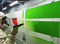 Полимерная порошковая покраска металлоконструкций