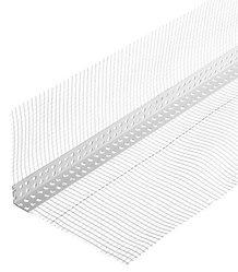 Профиль угловой ПВХ с сеткой 8х12х2,5м