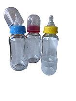 Подарок - Бутылочка стеклянная для кормления