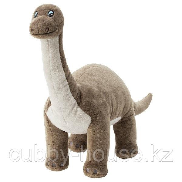 ЙЭТТЕЛИК Мягкая игрушка, динозавр, Бронтозавр55 см