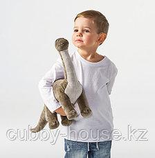 ЙЭТТЕЛИК Мягкая игрушка, динозавр, Бронтозавр55 см, фото 2