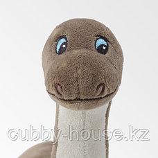 ЙЭТТЕЛИК Мягкая игрушка, динозавр, Бронтозавр55 см, фото 3