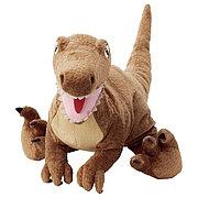 ЙЭТТЕЛИК Мягкая игрушка, динозавр, Велоцираптор44 см