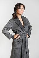 Пальто серое Лондон