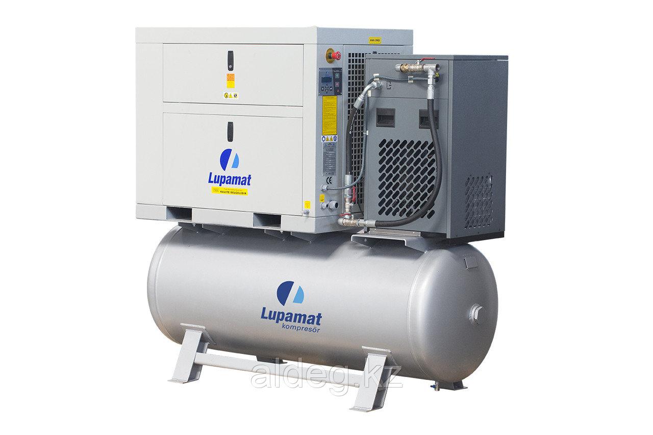 Винтовой воздушный компрессор Lupamat LKV 7.5/10 MITK