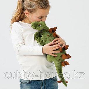ЙЭТТЕЛИК Мягкая игрушка, динозавр, Стегозавр50 см, фото 2