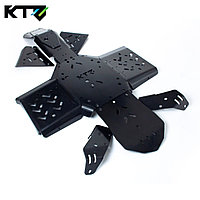 Защита днища KTZ  для Arctic Cat 1000 Mud Pro/ 1000 Limited, фото 1