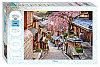"""Step Puzzle: пазл 1000 деталей  """"Япония. Улица в Киото"""""""
