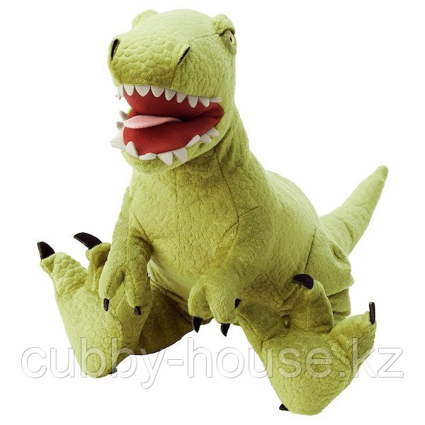 ЙЭТТЕЛИК Мягкая игрушка, динозавр, Тираннозавр Рекс66 см