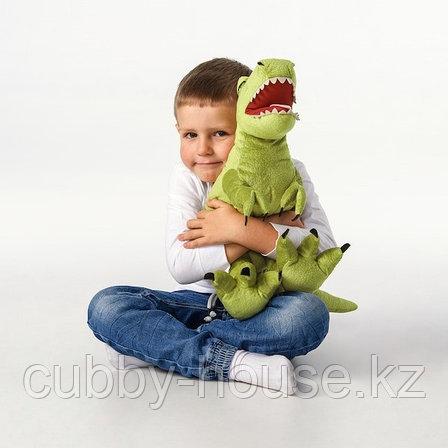 ЙЭТТЕЛИК Мягкая игрушка, динозавр, Тираннозавр Рекс66 см, фото 2