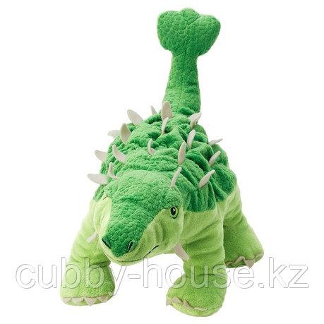 ЙЭТТЕЛИК Мягкая игрушка, динозавр, Анкилозавр55 см, фото 2