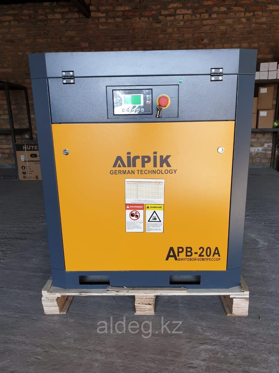 Компрессор винтовой Airpik APB-20A