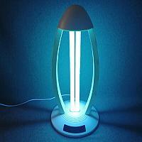 Бактерицидная ультрафиолетовая лампа (озонатор) с пультом ДУ и таймером работы MC-UV-38W