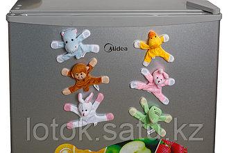 Мягкие животные-фигурки на холодильник (6 шт)