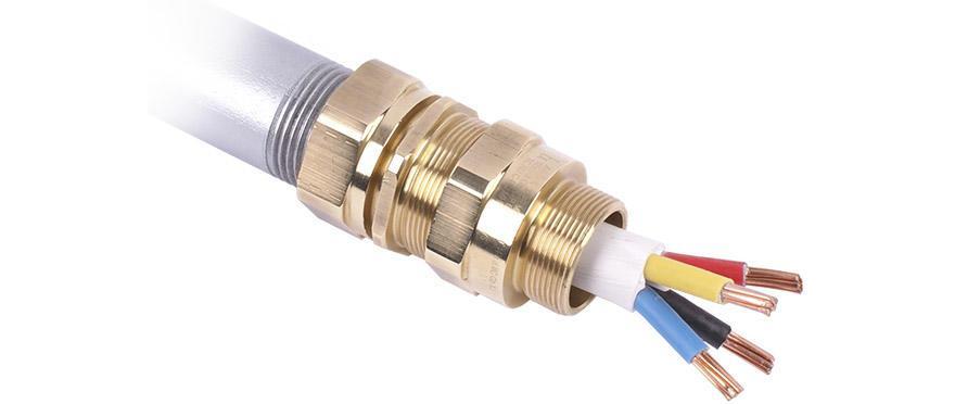 Взрывозащищенный кабельный ввод РК
