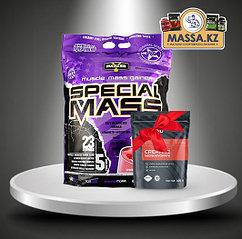 Гейнер Special Mass 5,5 kg + Креатин Beyond 300 g в подарок!