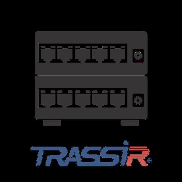 Сетевые коммутаторы TRASSIR