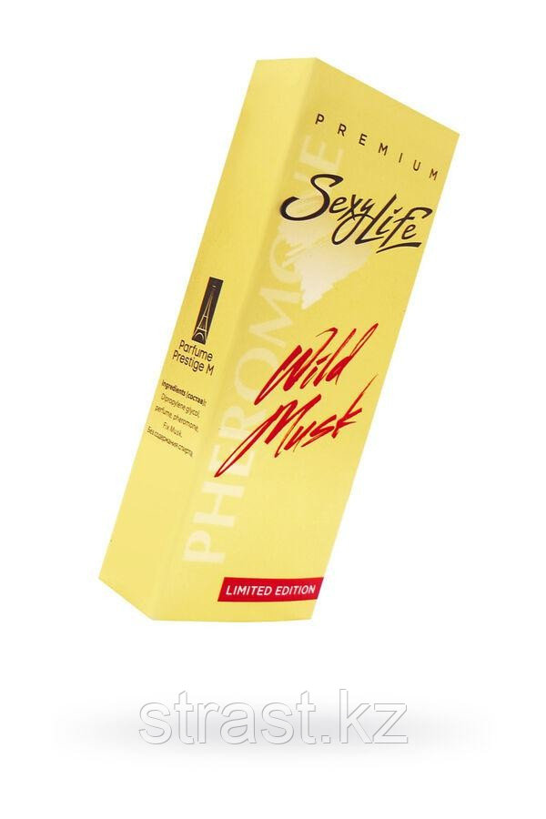 Духи женские SexyLife Wild Musk