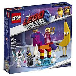 LEGO Movie: Познакомьтесь с королевой Многоликой Прекрасной 70824