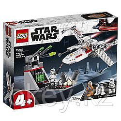 LEGO Star Wars: Звёздный истребитель типа Х 75235
