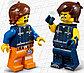 LEGO Movie 2: Звёздный истребитель Мими Катавасии и Дикарки 70849, фото 5