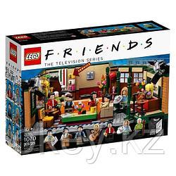 LEGO Ideas: Друзья: Центральная кофейня 21319